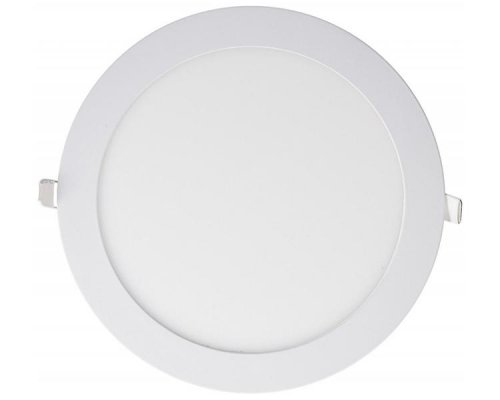 DOWNLIGHT LED BLANCO CIRCULAR 18W LUZ CALIDA IGLUX