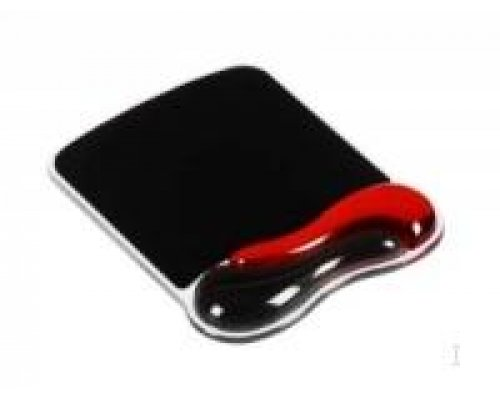 ALFOMBRILLA KENSINGTON DUO GEL MOUSE WRIST RESTS NEGRA/ROJA