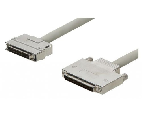 CABLE SCSI HPDB68M TORNILLO/HPDB50M CON ENGANCHES 1.80 M