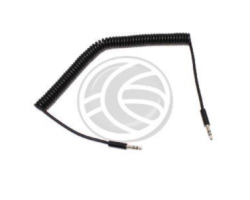 CABLE AUDIO ESTÉREO MINIJACK 3.5 MACHO MACHO 2M RIZADO FLEXI