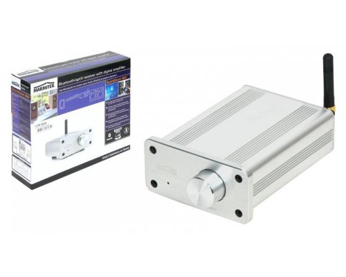 RECEPTOR AUDIO POR BLUETOOTH/APTX CON AMPLIFICADOR DIGITAL