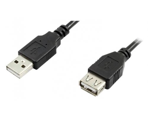 CABLE ALARGADOR USB 2.0 (AM/AH) 3m