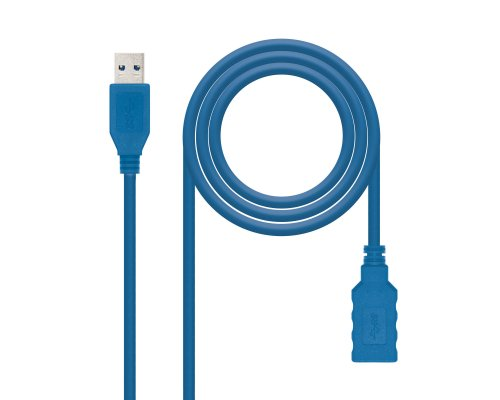 CABLE ALARGADOR USB 3.0 (AM/AH) 2m