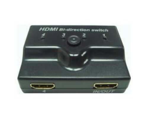 SWITCH HDMI BIDIRECCIONAL 4-PORT