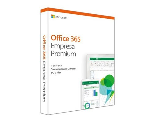 SOFTWARE MICROSOFT OFFICE 365 BUSSINESS PREMIUM