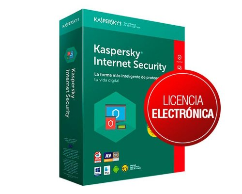 KASPERSKY INTERNET SECURITY MULTIDEVICE 2019 1 Lic.
