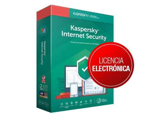 KASPERSKY INTERNET SECURITY MULTIDEVICE 2019 1 Lic. 2 años