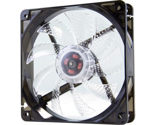 VENTILADOR 120mm NOX COOLFAN LED BLANCO