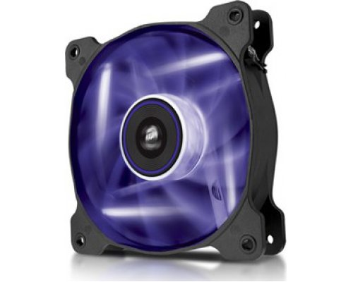VENTILADOR 120mm CORSAIR AF120-LED PÚRPURA SINGLE PACK