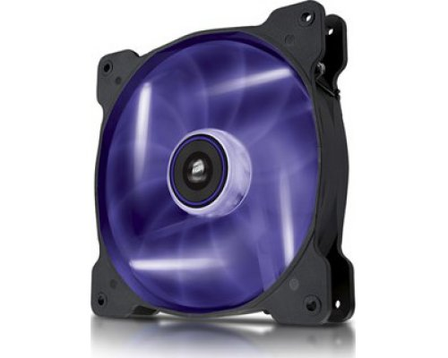 VENTILADOR 140mm CORSAIR AF140-LED PÚRPURA SINGLE PACK
