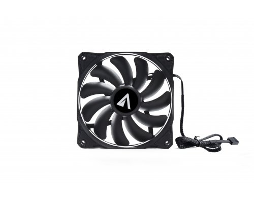 VENTILADOR 120mm ABYSM GAMING BREEZE BLACK PWM