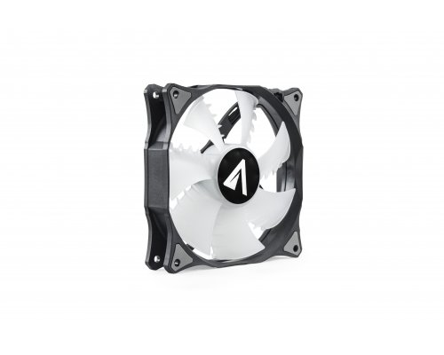 VENTILADOR 120mm ABYSM GAMING RGB SLED PWM MANDO