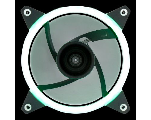 VENTILADOR 120mm UNYKA GAMING CANDY 20 GREEN
