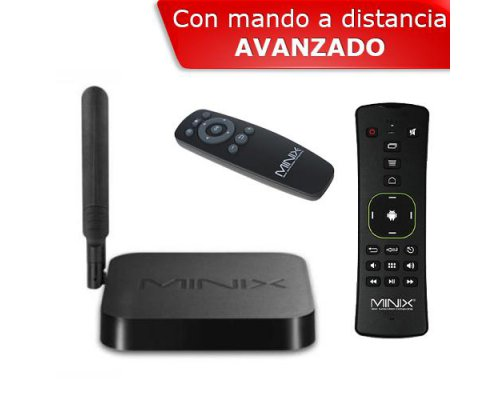 ANDROID TV MINIX NEO X8H PLUS 16GB + A2LITE