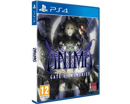 JUEGO PS4 ANIMA: GATE OF MEMORIES