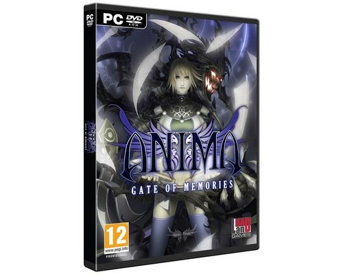 JUEGO PC ANIMA: GATE OF MEMORIES