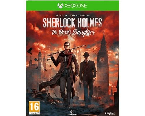 JUEGO XONE SHERLOCK HOLMES: THE DEVIL´S DAUGHTER