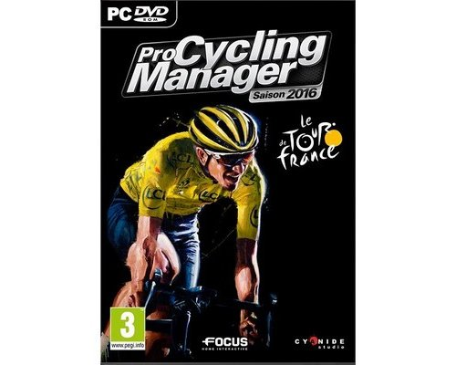 JUEGO PC PRO CYCLING MANAGER 2016