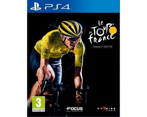 JUEGO PS4 TOUR DE FRANCE 2016