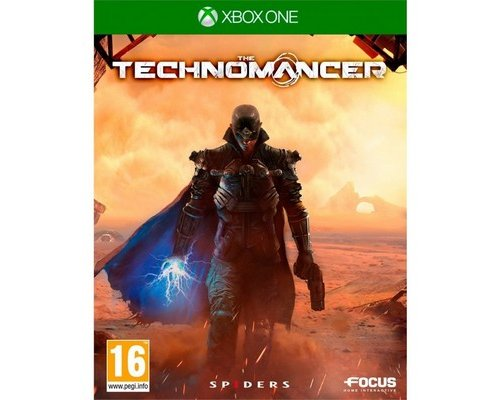 JUEGO XONE THE TECHNOMANCER