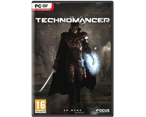 JUEGO PC THE TECHNOMANCER