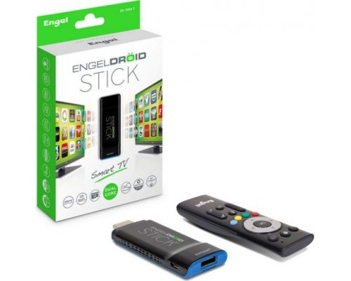 TV STICK ENGEL ENGELDROID 1GB 4GB ANDROID 4.2