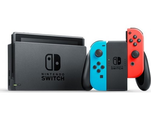 CONSOLA NINTENDO SWITCH 32GB