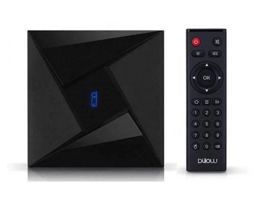 ANDROID SMART TV BOX 4K BILLOW 3GB 32 GB DUAL BAND