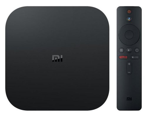 ANDROID TV XIAOMI MI TV BOX S